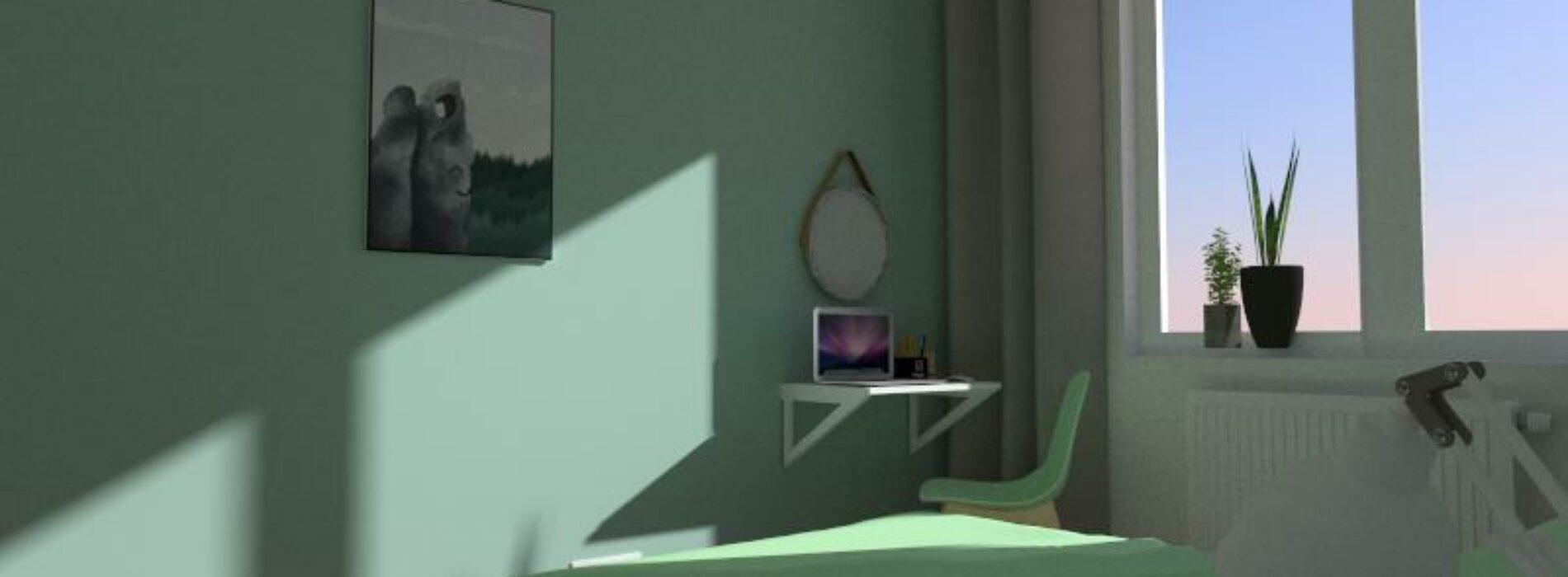 Projektowanie wnętrz i wyposażenie mieszkań na wynajem